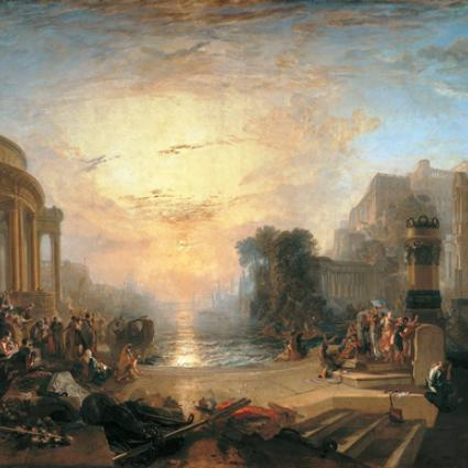 The Golden Age of English paintings: from Reynolds to Turner