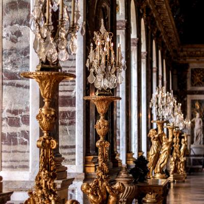 Virtual Exhibition at the Palace of Versailles