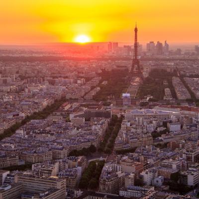 Les meilleurs terrasses sur les toits de Paris