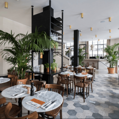 The Relais Restaurant