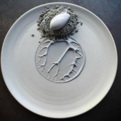 Restaurant A.T, le magicien de la cuisine moléculaire
