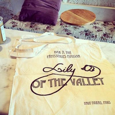 Lily of the Valley, le salon de thé c'est le nouveau café