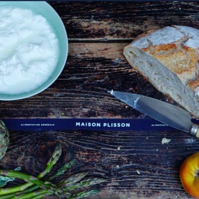 La Maison Plisson, Alimentation générale... avec un grand A