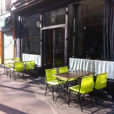 Will, la terrasse du restaurant du Chef Pradeilex