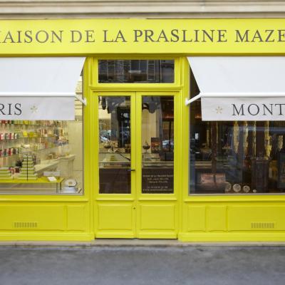 Mazet, la véritable Prasline