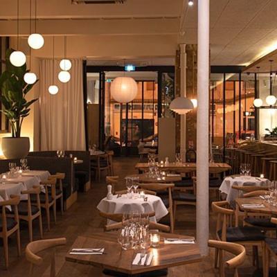 Malro, a Parisian Neo-Brasserie
