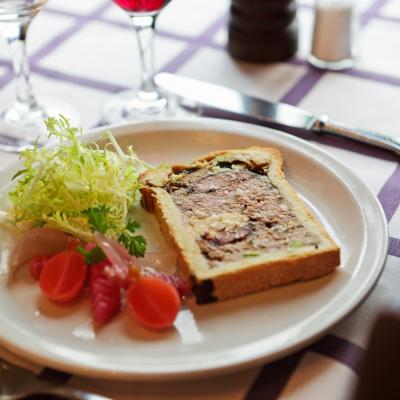 Pyrénées Cévennes, for those if love with traditional french cuisine