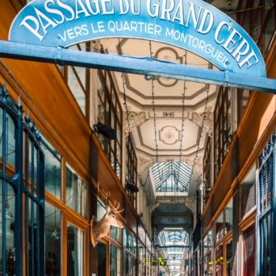 Passage du Grand Cerf, for must-have gifts