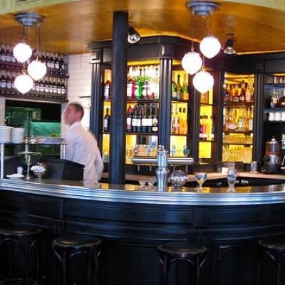 Café Charlot, the parisian bistrot