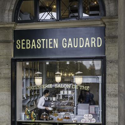 La Pâtisserie des Tuileries, a tea room infused with forgotten flavours