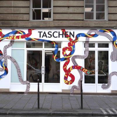 Taschen, the ephemeral library with volumes of gifts for everyone