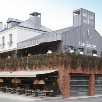 A terrace by the Flea Market