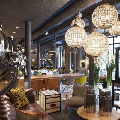 Hôtel Fabric and the Apérichic