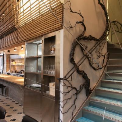 Dessance, the first all desserts gourmet restaurant in paris