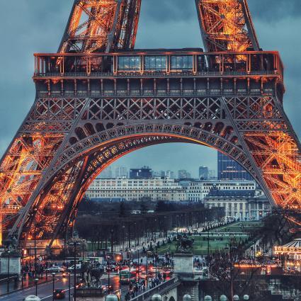 Nuit Blanche in Paris