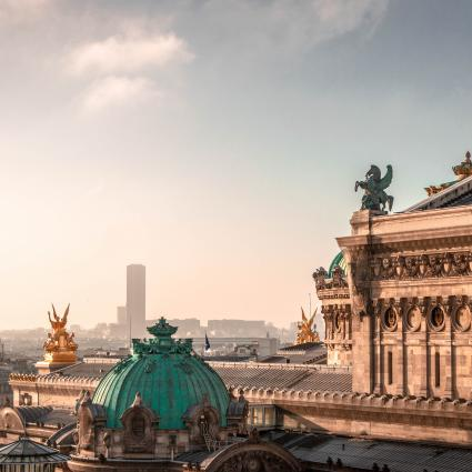 The Paris Opera continues to live!