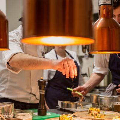 For The Love of Food, un restaurant d'un nouveau genre