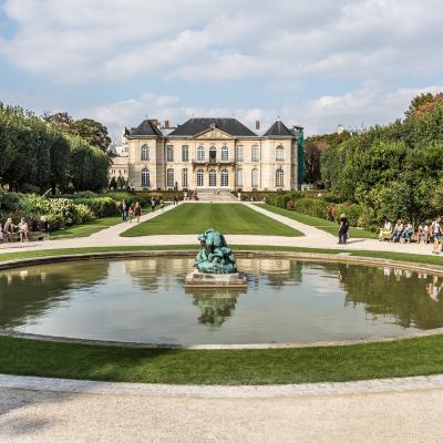 Le Musée Rodin et son magnifique jardin