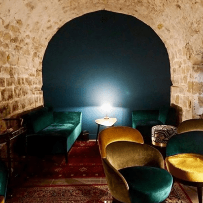 Assemblages, a wine bar and cabinet workshop in the Marais