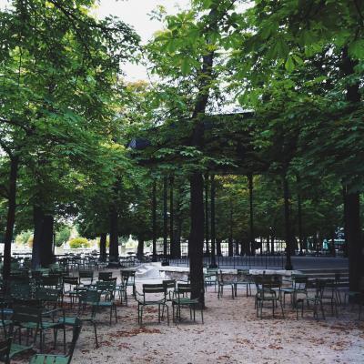 DISCOVER THE PARIS GARDENS !